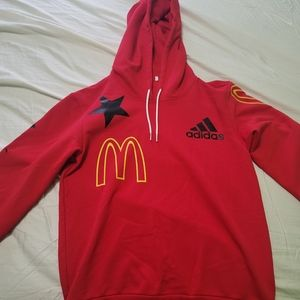 Adidas sweatshirt men small